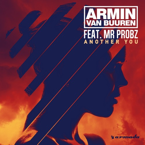 Armin Van Buuren feat. Mr. Probz - Another You (front)
