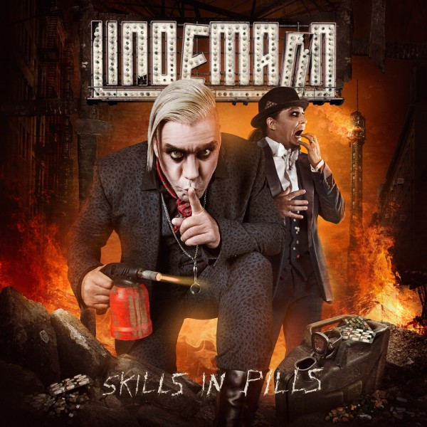 LIndemann Album Digital Standard Special