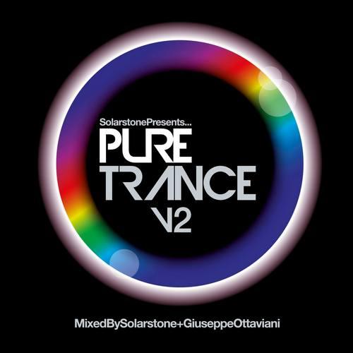 Solarstone & Giuseppe Ottaviani - Pure Trance, Vol. 2 (front)