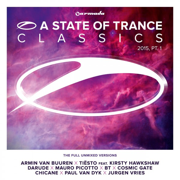 Various Artists - A State Of Trance Classics 2015, Pt. 1 (front)-2