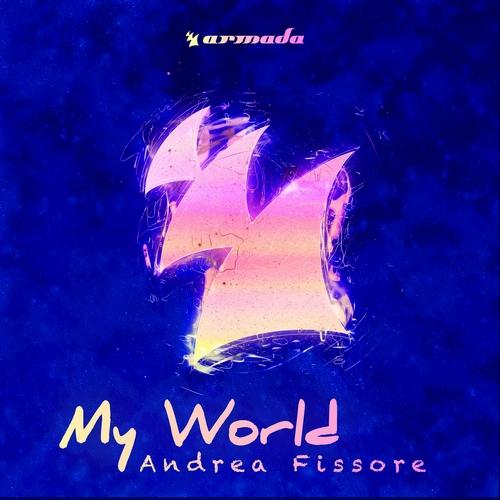 Andrea Fissore - My World (front)
