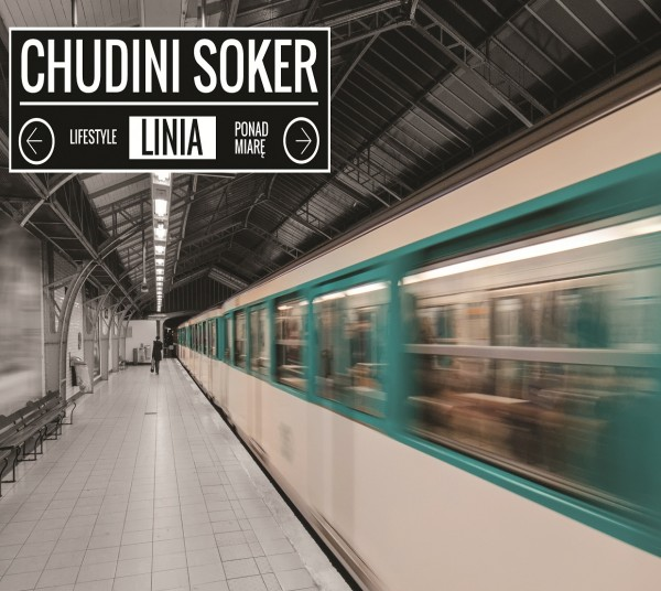 ChudiniSoker - Linia - ok³adka