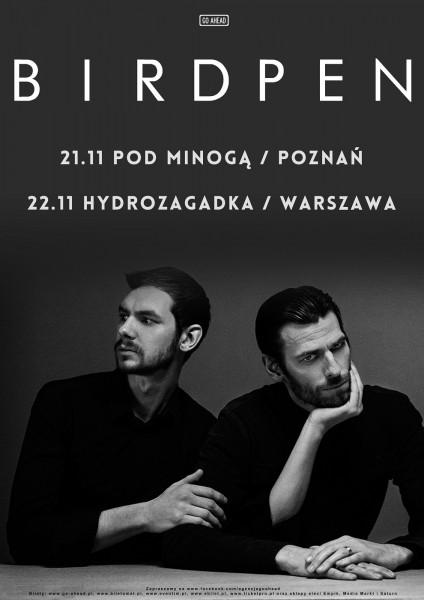 BirdPen poster