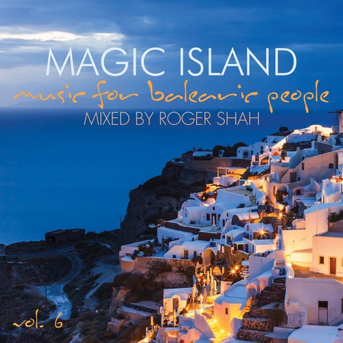 Roger Shah - Magic Island, Vol. 6 (front)-2