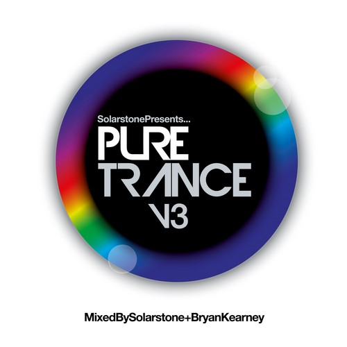 Solarstone & Bryan Kearney - Pure Trance, Vol. 3 (front)