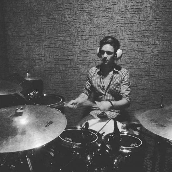 Damian w studio 2015