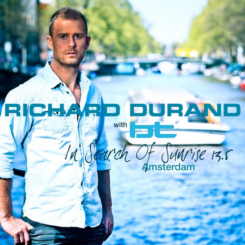 Richard Durand & BT - In Search Of Sunrise 13.5 (front)