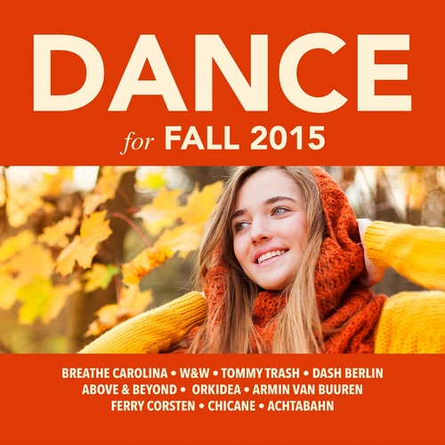 Various Artists - Dance For Fall 2015 (front)