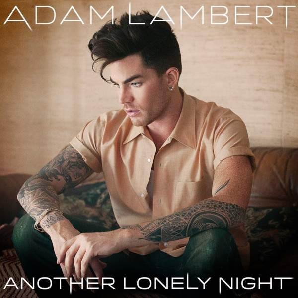 Adam Lambert - Another Lonely Night-2
