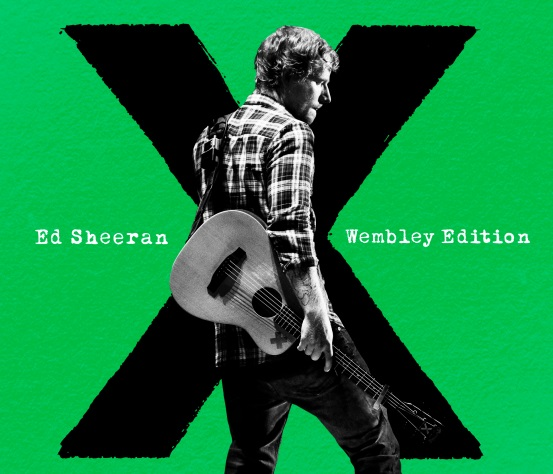 Ed Sheeran_x_wambley edition