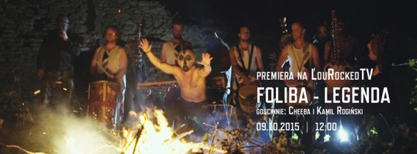 Premiera p³yty TABU - _Meteory_ _ Premiera Teledysku Foliba ft. Cheeba, Kamil Rogiñski - _Legenda_