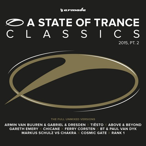 Various Artists - A State Of Trance Classics 2015, Pt. 2 (front)