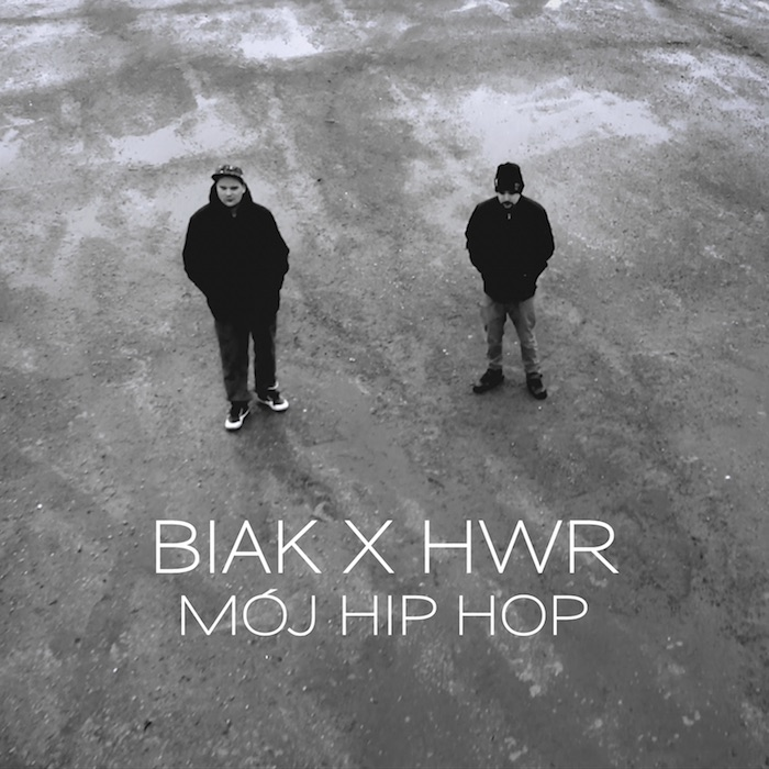 Biak & HWR - Mój hip hop [okladka]