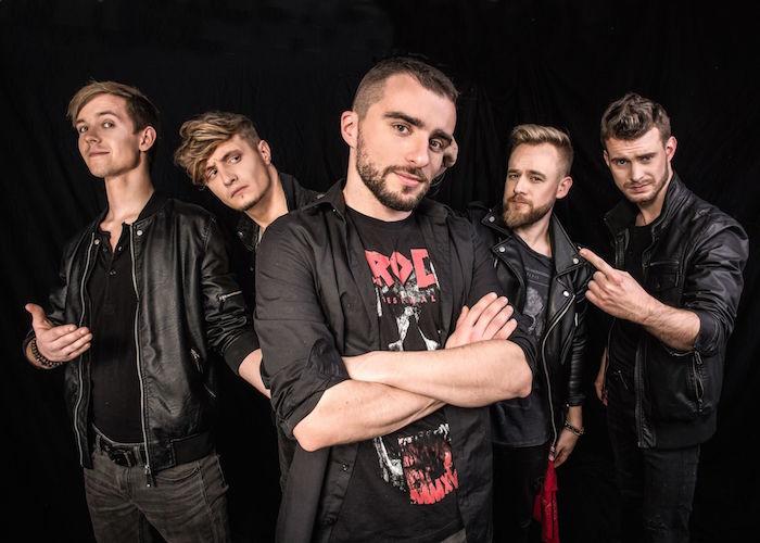 Coria - nowy gitarzysta - październik 2016 - foto_Aneta Czarnocka-Kanik, Maciej Kanik